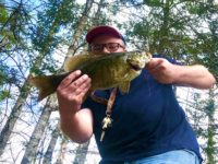 Freshwater fishing is a safe way to recreate